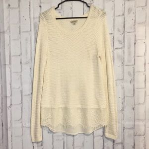 Lucky Brand Women's Sweater Size Medium